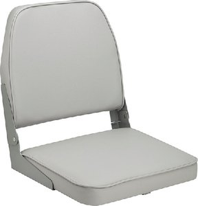 attwood Boat Seat, Gray