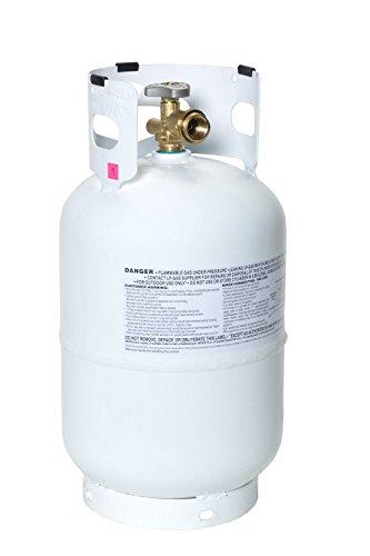 10lb propane tank - 1