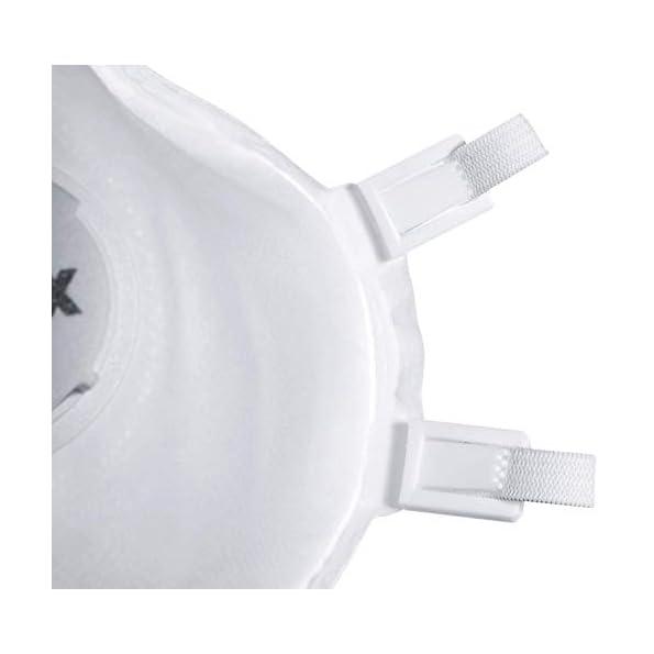 15x-uvex-8732310-Mehrweg-Staubmaske-EN-149-FFP3-Maske-gegen-Asbest-Schimmel