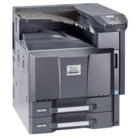 Kyocera 1102MN2US0 Model ECOSYS P8060cdn Monochrome & Color A3 Network Laser Printer, 60 PPM in B&W and 55 PPM in Color, Toner Saver Mode, Standard Print Resolution of 1200 x - Laser Printer Ppm 55