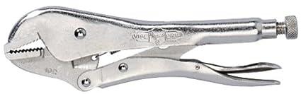 Vise-Grip 10R – Vise-Grip recta mandíbula de bloqueo alicates