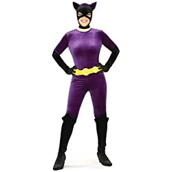 Catwoman Costume - Small - Dress Size