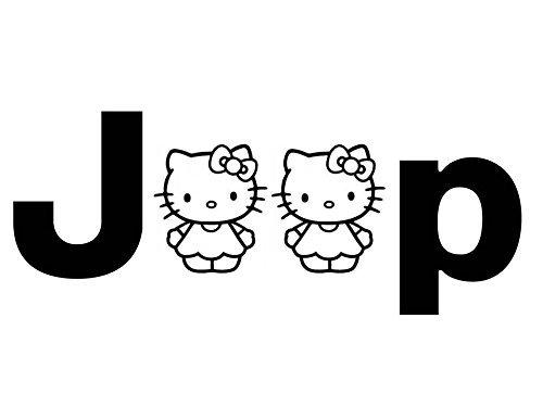 jeep-logo-w-hello-kitty-premium-decal-5-inch-white-wrangler-rubicon-cherokee-sahara-4x4-offroad-girl