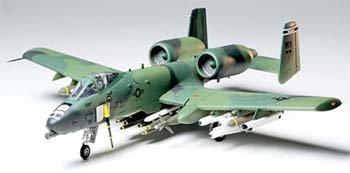 A-10A Fairchild Thunderbolt II 1/48 Tamiya