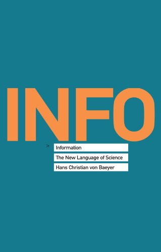 Information: The New Language of Science by Brand: Harvard University Press