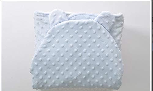 Comfot Bebé Saco de recién Dormir Manta para recién de Nacido a Toddle, Unisex Infantil Suave cálido Swaddle Abrigo imitación Cachemira Ropa para niños niñas,2 e2ff15