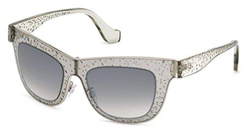 Sunglasses Balenciaga BA 0055 20B grey/other / gradient smoke