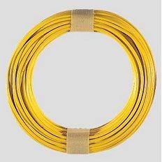 Marklin My World Single Conductor Wire, 33-Feet, Yellow