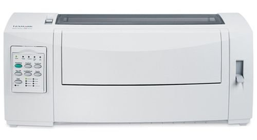QSP 2590N Lexmark Lexmark 2590-110 Form Printer Network 24 Pin Wide Carriage