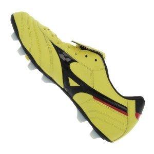 Mizuno Morelia MD - Zapatillas de fútbol para hombre amarillo amarillo Talla:39 amarillo - amarillo