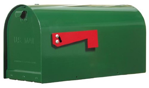 Titan Steel Curbside Mailbox (Copper) by Special Lite Products (Image #1)