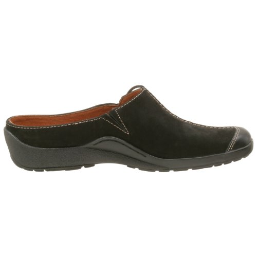 Black Detail Naturalizer Women's Nubuck Mule fqf75zIwrx