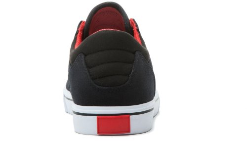 D White Men's 12 Black Sneaker M Men's White Supra Griffin x8qwHII