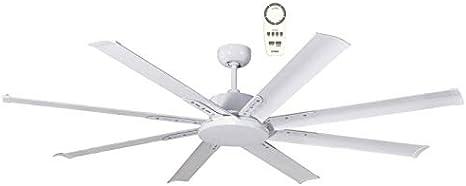 Martec Ventilador de Techo Albatross Mini Blanco 1650: Amazon.es ...