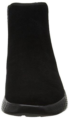 Go Black Stivali on Donna Nero Skechers The Chelsea Glide wOgqF14x