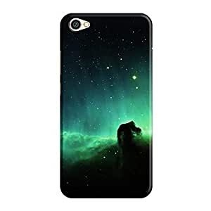 Cover It Up - Green Space Cloud Redmi Y1 Lite Hard Case