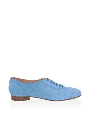 Giorgio Picino Zapatos de Cordones Denim EU 40 AZHRdO6Dg