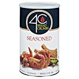 Bread Crumbs - 24oz. Seasoned by 4C