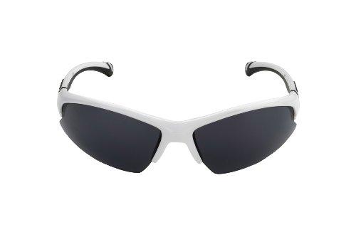 Swiss Eye 12241 Lunettes de soleil de sport Flash Blanc brillant 6AUdcplC2p