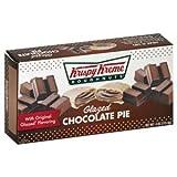 Krispy Kreme Pie Sampler 8-count (apple, cherry, chocolate, pumpkin)
