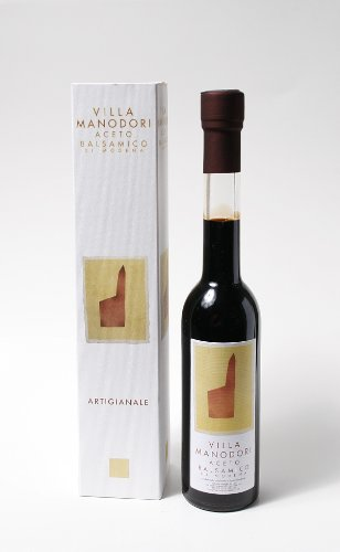 Villa Manodori Balsamic Vinegar, 1 Bottle (8.5 Fl Oz)