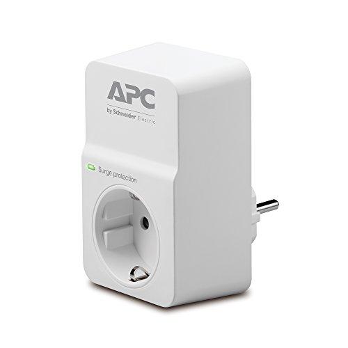 APC PM1W-GR Surge Protector / Überspannungsschutz Essential