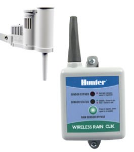 (Hunter Wireless Rain/Freeze Clik)