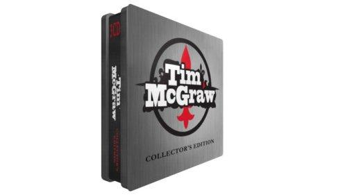 Tim Mcgraw Collector's Ultra-Cheap Deals Tin Ultra-Cheap Deals Edition