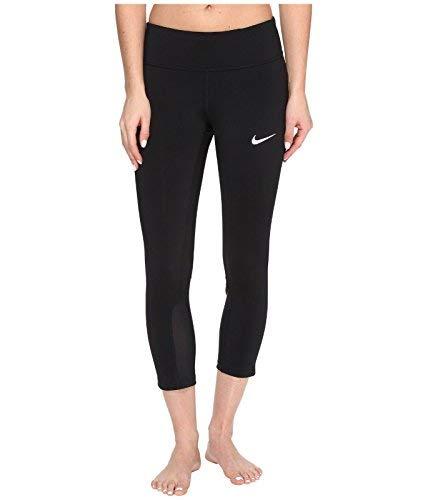 (Nike Women's Power Epic Run Cropped Pants Running Tights (Medium,)