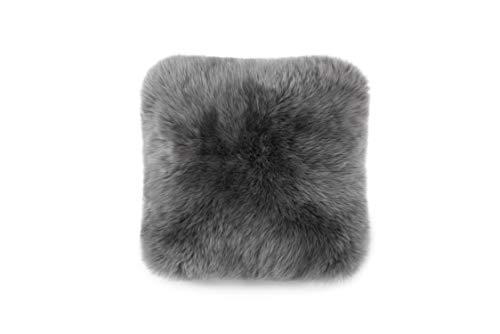 UGG Sheepskin Pillow One Size Grey