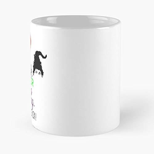 Hocus Pocus Witch - Best Gift Ceramic Coffee Mugs 11 Oz