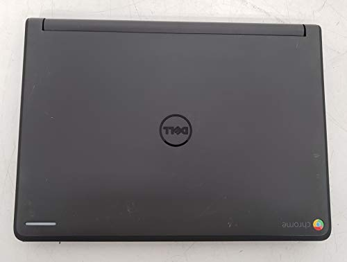 """Dell 11-3120 Intel Celeron N2840 X2 2.16GHz 4GB 16GB SSD 11.6"""",Black(Renewed)"""