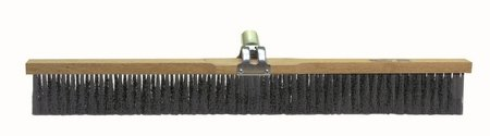 Kraft Tool CC254 24-Inch Performer Wood Concrete Broom