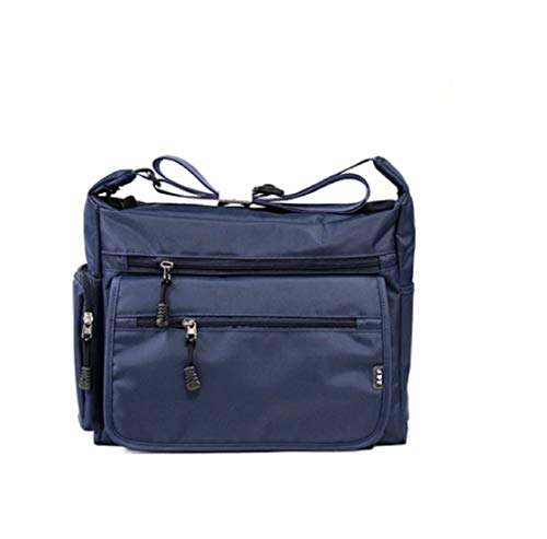 High Zhrui Water Resistant Casual Blue Messenger Men's Quality Bags Daypacks 4rrqwCxd