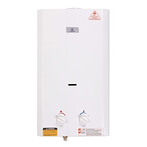 Eccotemp L10 Portable Outdoor Tankless Water Heater Import It All
