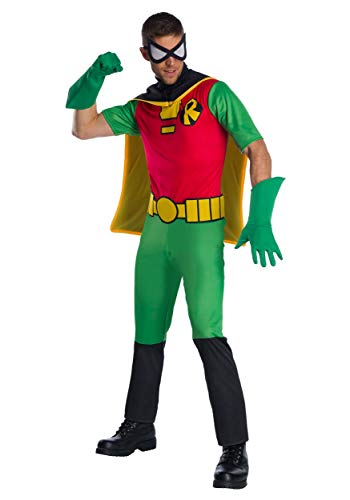 Teen Titans Robin Men's Costume - L -