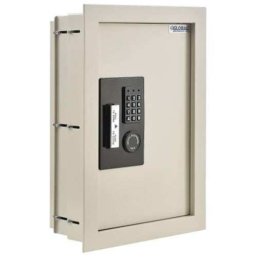 Residential Wall Safe, Expandable Depth, 15