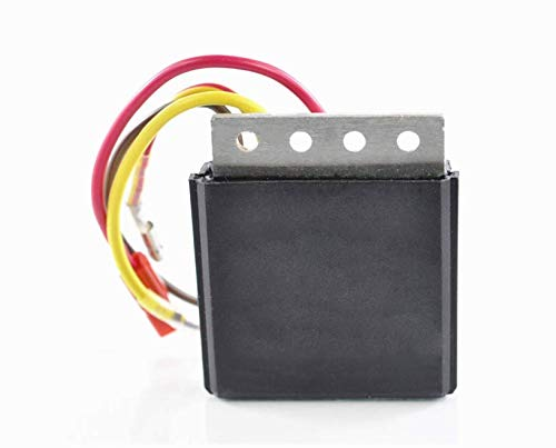 4010796 2203638 Anngo Voltage Regulator Rectifier Fits for 2003-2004 Polaris ATV Sportsman 400 500 Ranger 400 500 Scrambler 400 500 2003 Magnum 500 Replace# 2203637 4010670