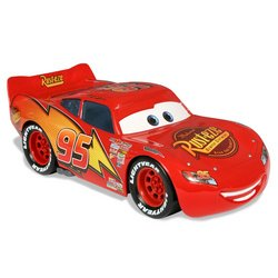 amazon com cars 1 24 scale lightning mcqueen car toys games