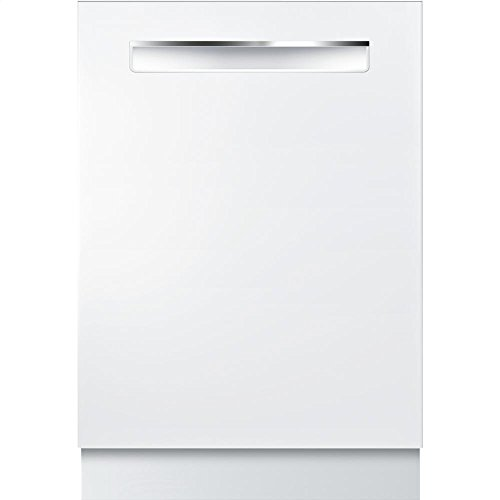 Bosch SHP65T52UC Dishwasher Settings Self latching