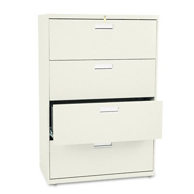 600 Series 36 Wide 4 Drawer Lateral File