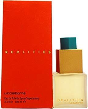 Realities Original/Liz Claiborne Edt Spray 3.4 Oz (100 Ml) (W)