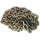 6 X 3/8 inches Chain W/1 Hook-2Pack