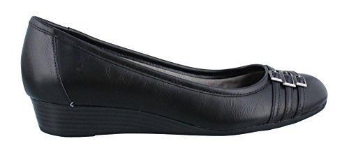 LifeStride Women's FARROW Shoe, black, 7.5 M - Farrow Farrow