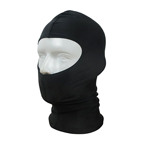 Unisex Diving Hoods Nylon Lycra Swimming Hats Diving Face Mask Cap - Swimming Hood
