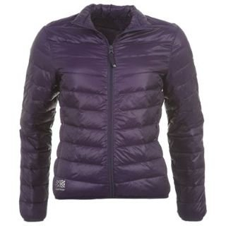 3fdff740b2f Karrimor Lightweight Down Jacket Ladies Purple 12 (M): Amazon.co.uk: Sports  & Outdoors
