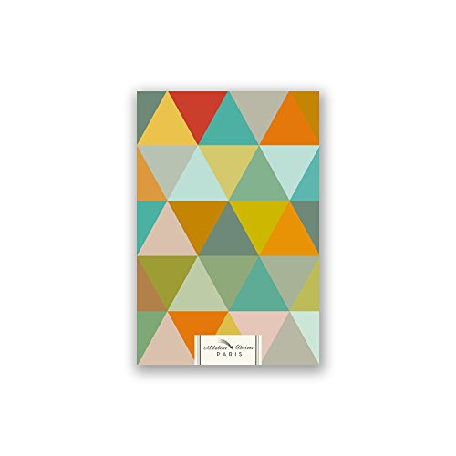 Price comparison product image Alibabette Editions Paris Triangles d'Or Art Book, 240 Pages, 8.25 by 5.7 inches (AB1B002)