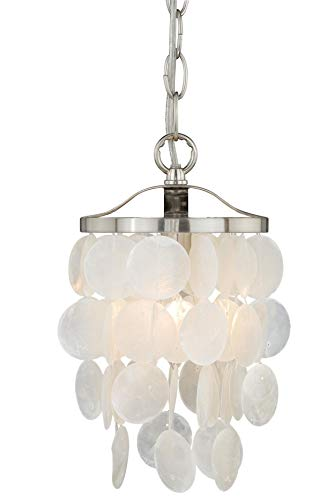 Vhomes Light Elsa Capiz Shell 5