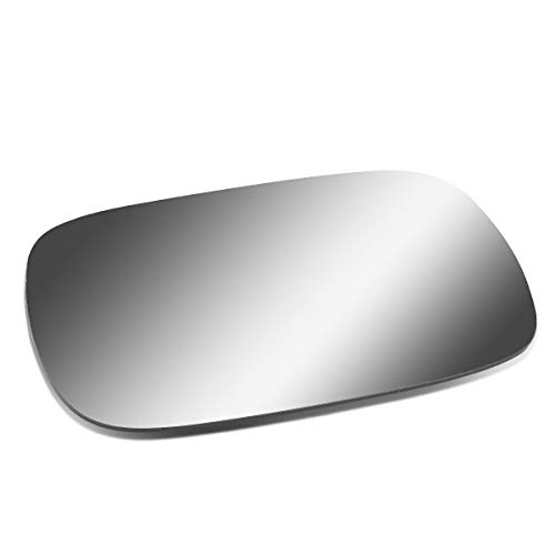 Driver/Left Side Door Rear View Mirror Glass Lens Replacement for 1997-2001 Jeep Cherokee