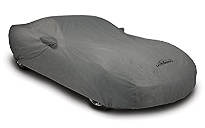 Coverking Custom Fit Car Cover for Select Mercedes-Benz Models - Coverbond 4 (Gray)
